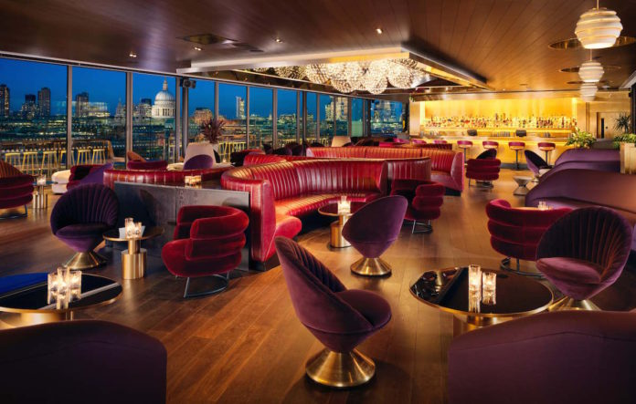 Mondrian London Rumpus Room