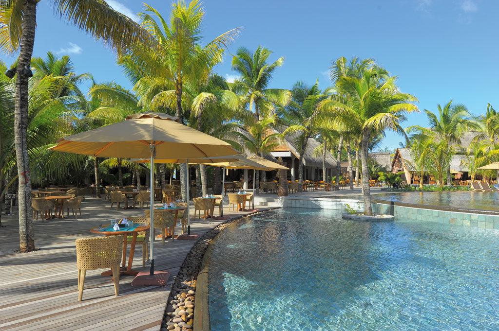 Mauritius Trou Aux Biches Poolside