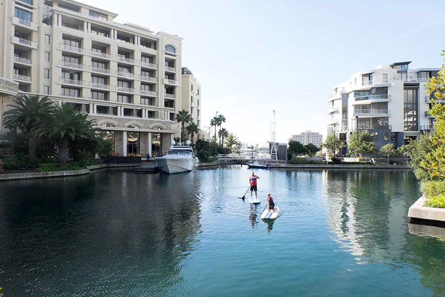 One&Only Cape Town Activity_SUP_Stand_up_paddle