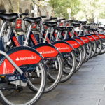 London Santander Bikes, London - Jewel
