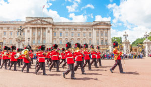 Changing of the Guard, London - Jewel