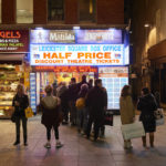 Half price theatre tickets in London